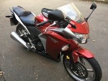 Honda CBR 250R **Reduced** in Ramstein, Germany