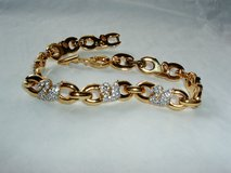 Swarovski Crystal Swan Design Bracelet in Lackland AFB, Texas