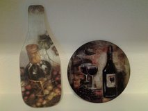 2 Glass wine Decor in Coldspring, Texas