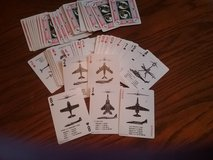 Deck of Military Playing Cards in Batavia, Illinois