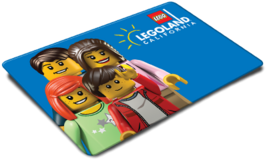 ISO: Used Legoland tickets in Oceanside, California