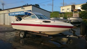 19' Seaswirl Cabin Cruiser with 150 hp Outboard in Okinawa, Japan