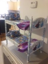 Frozen bunkbed fits American Girl dolls in Morris, Illinois