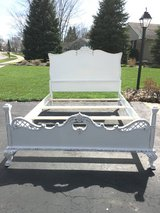 Antique Full/Double Bed in Naperville, Illinois