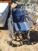 *** Small Wheel Chair  *** in 29 Palms, California