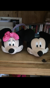 Easter Baskets Mickey and Minnie Mouse in Fairfield, California