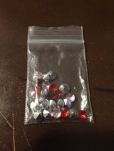 Ruby mini charms in Fort Campbell, Kentucky