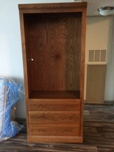 *MUST SELL* - Wooden TV Stand/Dresser in Wilmington, North Carolina