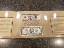 Gettysburg 150th Anniversary Currency set in Naperville, Illinois