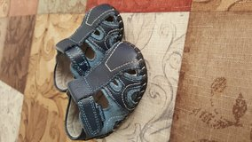 Pediped leather sole baby shoes in Vista, California