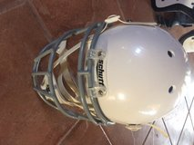 Football helmet and Shoulder pads in Alamogordo, New Mexico