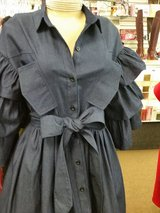 """New With Tags """"Denim Dress"""" in Fort Benning, Georgia"""