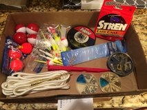 Misc Fishing items mostly new in package - Lot in Naperville, Illinois
