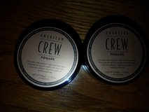 lot of 2 ..american pomade in Naperville, Illinois