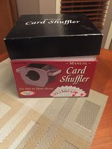 Card Shuffler in Box in Lockport, Illinois