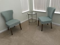 Chair and table set in Vacaville, California