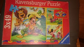3 Puzzles micky in Baumholder, GE