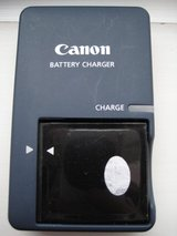 CANON Battery charger in Okinawa, Japan