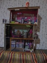 barbie dream house and her crap in Okinawa, Japan