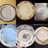 "WANTED ""Vintage Dinner Plates"" in Bolingbrook, Illinois"