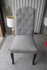 Gray Accent Chair, Sqaure back, Great condition, Reduced in Kingwood, Texas
