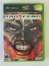 TAO FENG fist of the Lotus (XBOX) in Fort Leonard Wood, Missouri