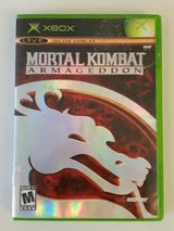 Mortal Kombat Armageddon (XBOX) in Fort Leonard Wood, Missouri