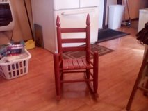 Rocking Chair in Cadiz, Kentucky