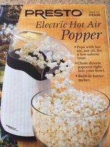 electric air popper in Oswego, Illinois