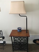 Table with Lamp in Watertown, New York