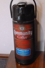Coffee Airpots, great for office kitchens, churches, events, keeps coffee/tea hot all day EXC in Rosenberg, Texas