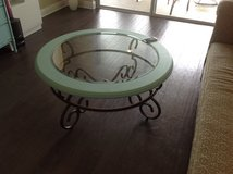 Center piece round glass table in Saint Petersburg, Florida