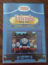 Thomas & Friends DVD in 29 Palms, California