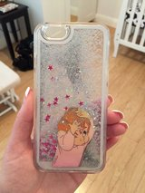 Falling Glitter Peter Pan iPhone 6/6s Case in Travis AFB, California