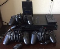 Playstation 2 Console and game bundle in Camp Pendleton, California