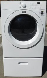 FRONT LOAD- FRIGIDAIRE GAS DRYER WITH WARRANTY (FINANCING) in Camp Pendleton, California
