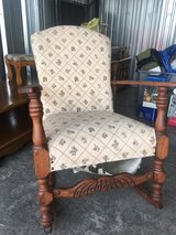 Old Rocking Chair in Fort Campbell, Kentucky