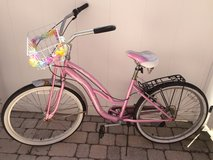 Bike: pink women's Schwinn bicycle in Saint Petersburg, Florida