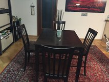 Ashley Dining Room Table with chairs in Ramstein, Germany