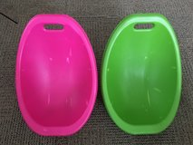 Set of 2 Plastic Scoop Rocking Chair in Fort Drum, New York