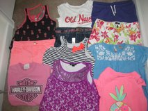 Girls size 7/8 summer lot of clothes in Columbus, Georgia