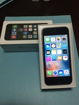 Apple iPhone 5s 16GB space grey Unlocked in Ramstein, Germany