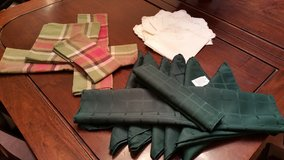 Cloth Napkins in Fort Carson, Colorado