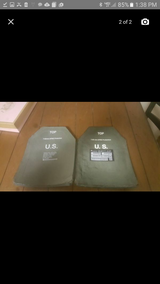 Army bullet proof kevlar (large) in bookoo, US