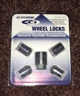 Genuine Hyundai Accessories U8440-00500 Wheel Lock in Bartlett, Illinois