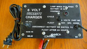**Dynasty 6 Volt Charger... charges, floats and recycles batteries in Okinawa, Japan