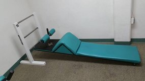 Weights loss gym abdominal bench 3 adjustment levels in Camp Pendleton, California