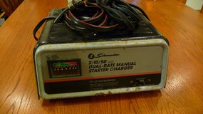 2 / 10 / 50 Amp Schumacher Battery Charger in Okinawa, Japan