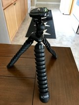 FLEXIBLE TRIPOD for DSLR, Mirrorless, and SLR Cameras by LOHA, Extra Large Size Supports Many Ca... in Fort Leonard Wood, Missouri