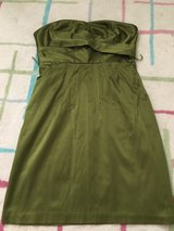 Green dress sz 5..wore once in Okinawa, Japan